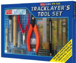 Peco PT-100 Tracklayer's Tool Set